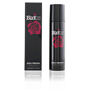 BLACK XS FOR HER deo vaporizador 150 ml