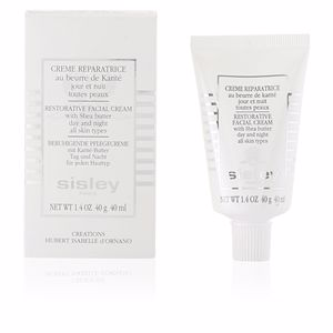 Face moisturizer CRÈME RÉPARATRICE au beurre de karité Sisley
