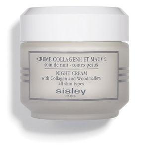 Anti-Aging Creme & Anti-Falten Behandlung PHYTO NUIT crème collagène et mauve Sisley