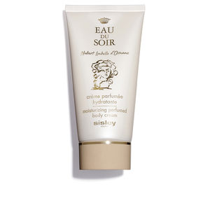 Body moisturiser EAU DU SOIR crème parfumée