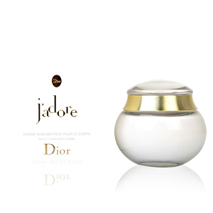 Body moisturiser J'ADORE beautifying body creme Dior