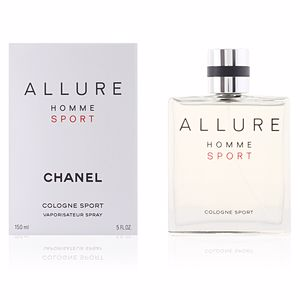 ALLURE HOMME SPORT cologne sport spray 150 ml