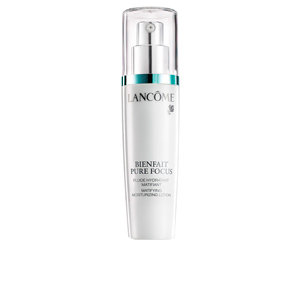 Acne Treatment Cream & blackhead removal PURE FOCUS fluide hydratant Lancôme