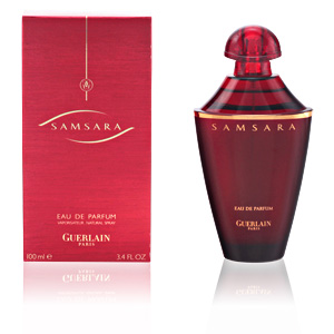 SAMSARA eau de parfum spray 100 ml