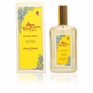 AGUA DE COLONIA CONCENTRADA eau de cologne vaporizador rellanable 150 ml