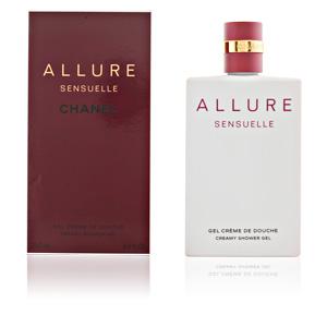 Shower gel ALLURE SENSUELLE gel crème de douche Chanel