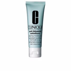 Acne Treatment Cream & blackhead removal ANTI-BLEMISH SOLUTIONS clearing moisturizer Clinique