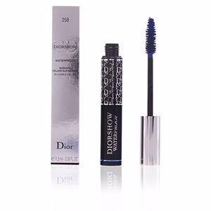 DIORSHOW mascara waterproof #258-azur