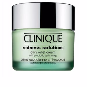 Soin du visage anti-rougeurs REDNESS SOLUTIONS daily relief cream Clinique