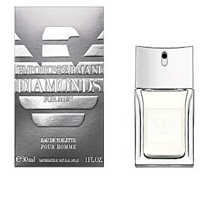 DIAMONDS FOR MEN eau de toilette vaporizador 30 ml
