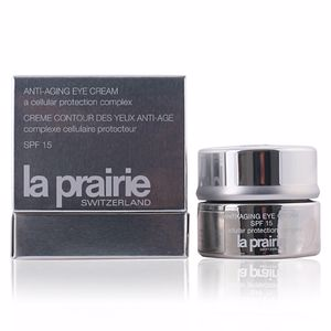 Eye contour cream - Dark circles, eye bags & under eyes cream ANTI-AGING eye cream SPF15