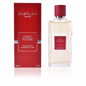 HABIT ROUGE eau de parfum spray 100 ml