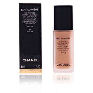 MAT LUMIERE fluide #44-ginger 30 ml