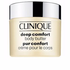 Body moisturiser DEEP COMFORT body butter Clinique