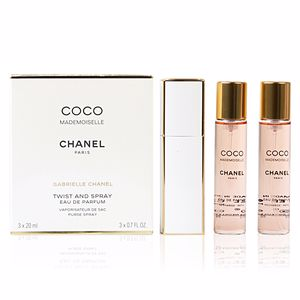 Chanel COCO MADEMOISELLE twist and spray 2 Aufladen parfüm
