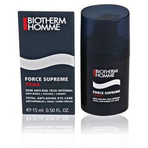 HOMME FORCE SUPREME yeux 15 ml