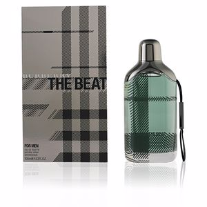 THE BEAT FOR MEN eau de toilette vaporizador 100 ml