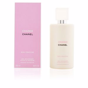 Shower gel CHANCE EAU FRAICHE foaming shower gel Chanel