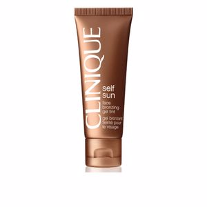 Visage SUN face bronzing gel tint Clinique