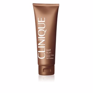 Corporales SELF SUN body tinted lotion light/medium Clinique