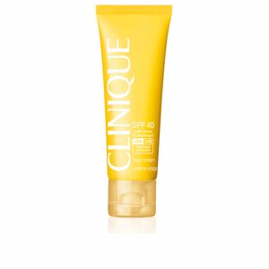 Faciais SUN face cream SPF40 Clinique