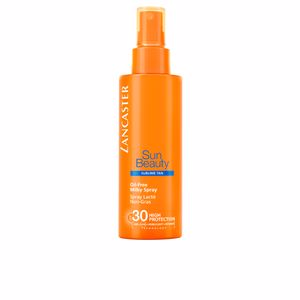 Body SUN BEAUTY oil free milky spray SPF30 Lancaster