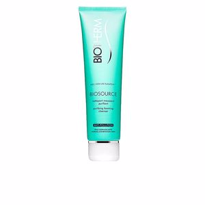 Facial cleanser BIOSOURCE hydra-mineral cleanser Biotherm