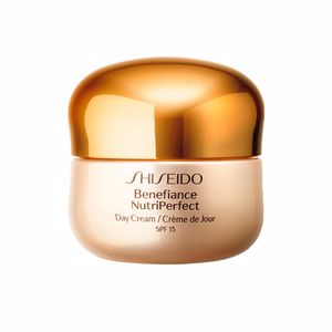 Cosmética Shiseido, BENEFIANCE NUTRIPERFECT day cream SPF15 50 ml