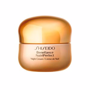 Tratamento antimanchas  BENEFIANCE NUTRIPERFECT night cream Shiseido