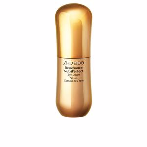 Dark circles, eye bags & under eyes cream BENEFIANCE NUTRIPERFECT eye serum Shiseido