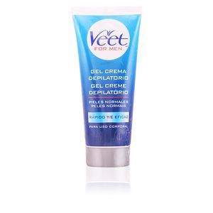 Enthaarungscreme VEET MEN gel crema depilatorio Veet