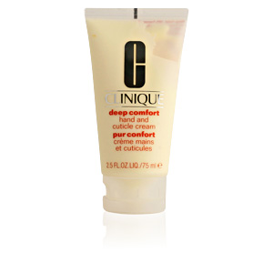 Trattamenti e creme per le mani DEEP COMFORT hand and cuticle cream Clinique