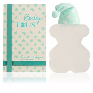BABY TOUS eau de cologne alcohol free spray 100 ml