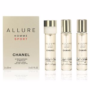 Chanel ALLURE HOMME SPORT  perfume