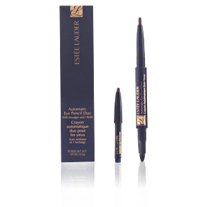 AUTOMATIC eye pencil duo #09-walnut brown 0.2 gr