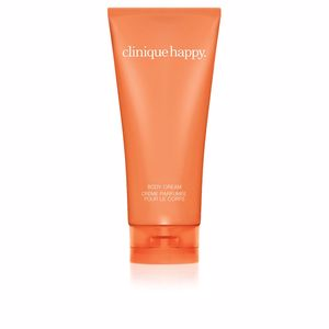 Body moisturiser HAPPY body cream Clinique