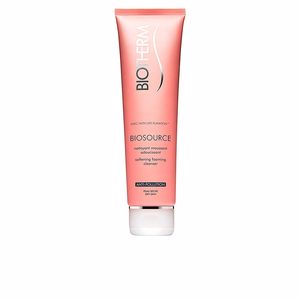 Limpiador facial BIOSOURCE softening cleansing foam Biotherm