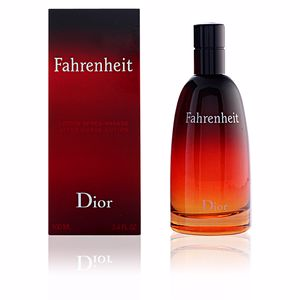 Aftershave FAHRENHEIT after-shave lotion spray Dior