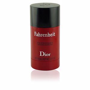 Deodorant FAHRENHEIT deodorant stick alcohol free Dior