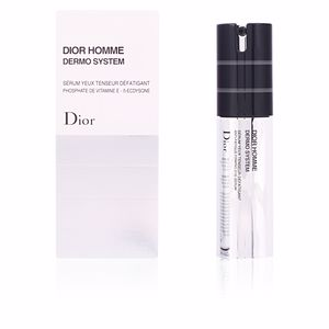 Dark circles, eye bags & under eyes cream HOMME DERMO SYSTEM anti-fatigue firming eye serum Dior