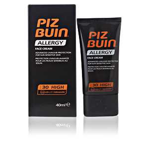 Faciais ALLERGY face cream SPF30 Piz Buin