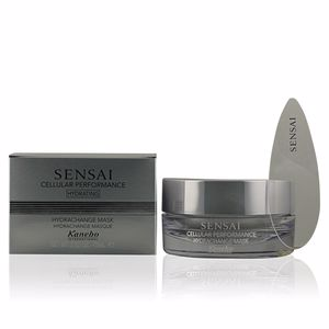 Gesichtsmaske SENSAI CELLULAR PERFORMANCE HYDRACHANGE mask Kanebo Sensai