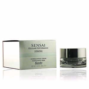 Anti aging cream & anti wrinkle treatment SENSAI CELLULAR PERFORMANCE HYDRACHANGE cream Kanebo Sensai