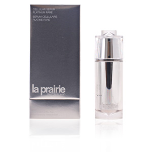 Skin tightening & firming cream  - Flitseffect PLATINUM cellular serum rare La Prairie