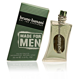 MADE FOR MEN eau de toilette vaporizador 30 ml