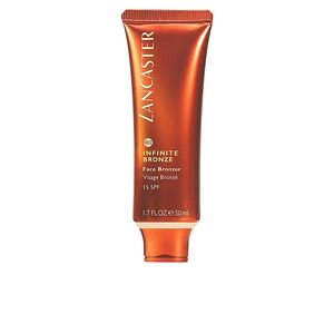 Foundation makeup INFINITE BRONZE face bronzer SPF15 Lancaster