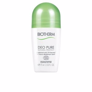 Desodorizantes DEO PURE natural protect roll-on Biotherm