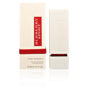 BURBERRY SPORT WOMAN edt vaporizador 75 ml