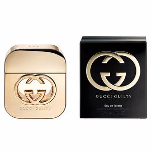 GUCCI GUILTY eau de toilette vaporizador 50 ml