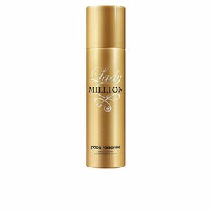 LADY MILLION deodorant spray 150 ml